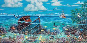 Tug Boat Reef