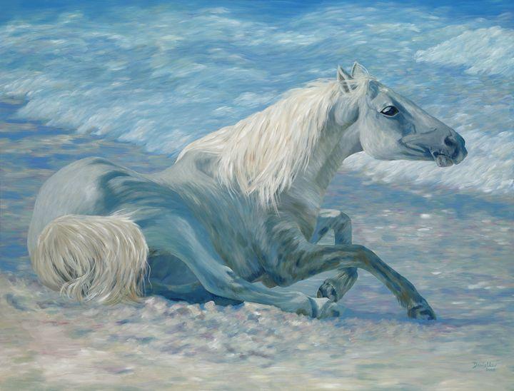 Free Spirit - Danielle Perry Fine Art
