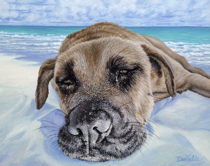 Chill'n in Briland - Danielle Perry Fine Art