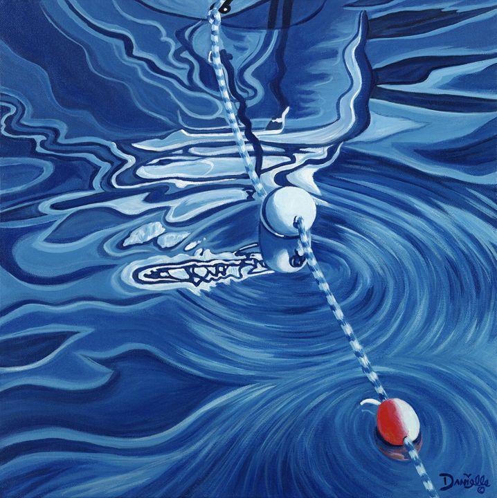 Floating - Danielle Perry Fine Art