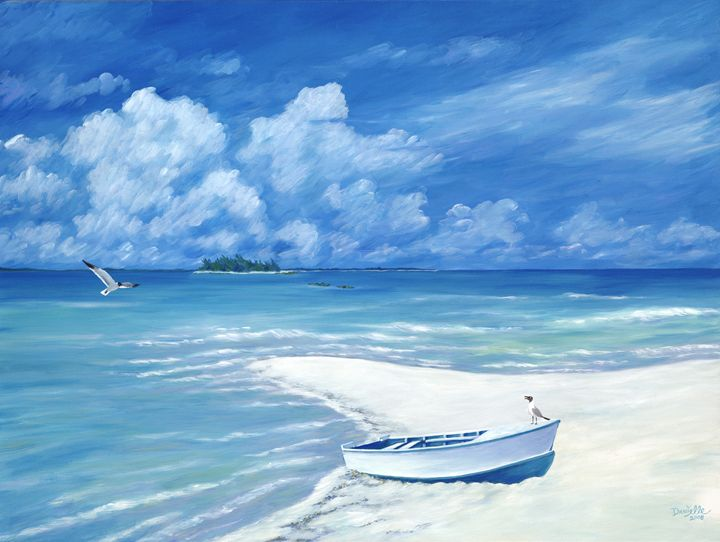 Treasure Cay - Danielle Perry Fine Art