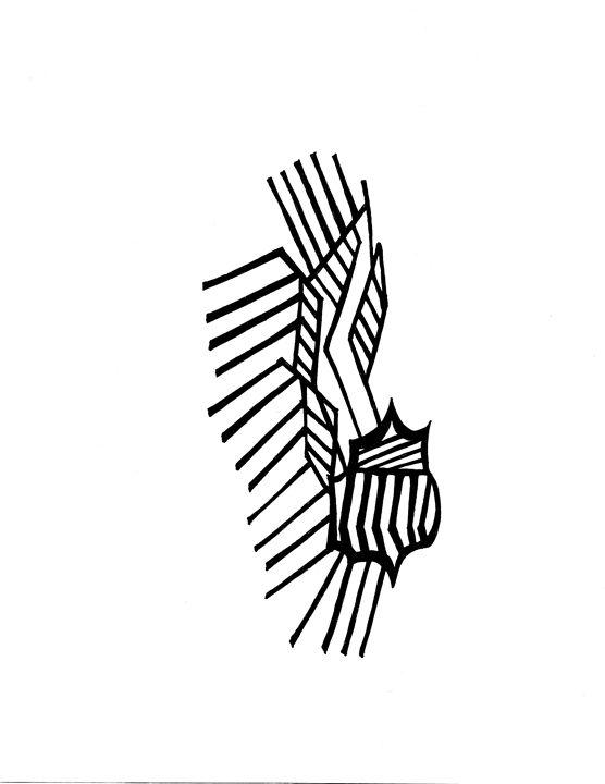 A wing - The J Bonham Collection