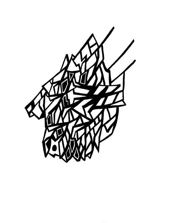 A dog? - The J Bonham Collection