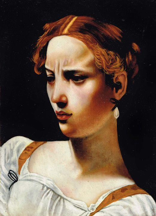 Judith from Caravaggio - Adrien Gomet