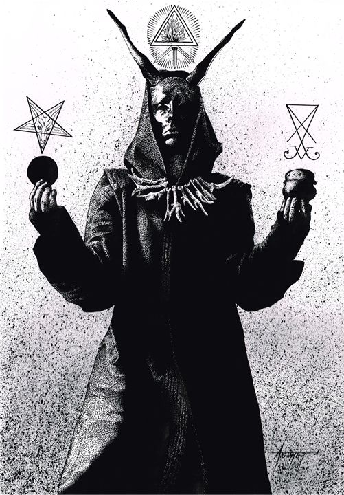 Behemoth Nergal - Adrien Gomet
