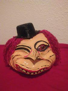 Arty the Clown - Art By Kristi V