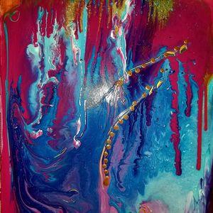 The Reef,  Original Painting