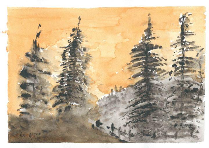 Summer Forest - FarraSpace
