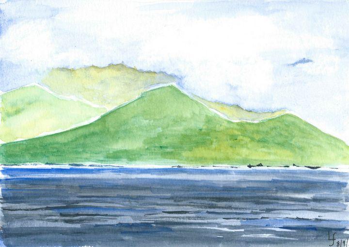 A Lake in the Lochs - FarraSpace