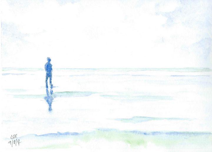 A wonder along the shoreline - FarraSpace