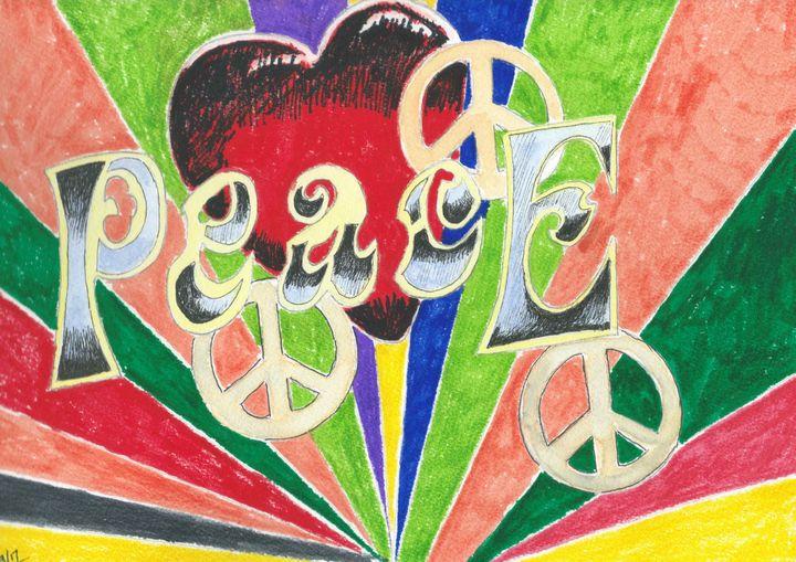 Peace! - FarraSpace