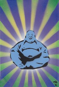 Buddha Indigo