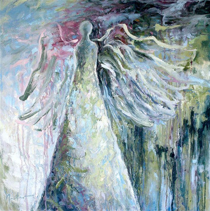 Who Are These Angels XXXVII - Naoko Art Studio