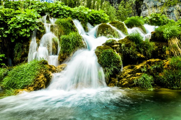 Flows of Plitvice - Brian Robotham Photography