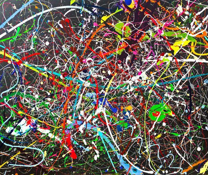 Metropolis - JOSEPH J WALKER ART