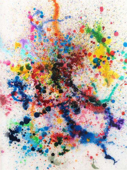Dream Catcher - JOSEPH J WALKER ART