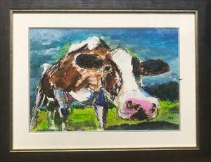 Nosy cow - $2,300