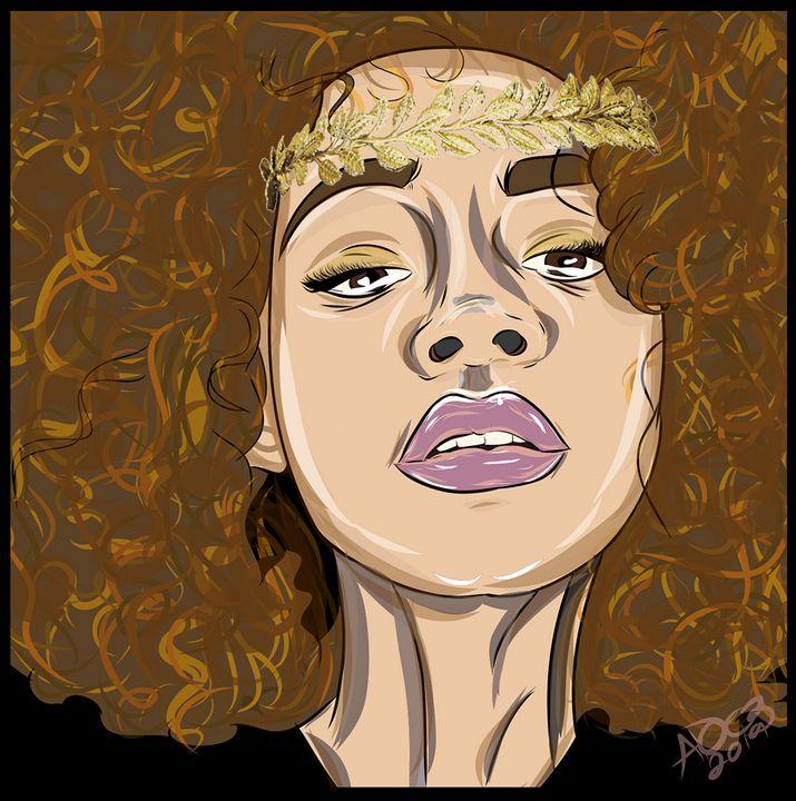 Queen` - Portraits
