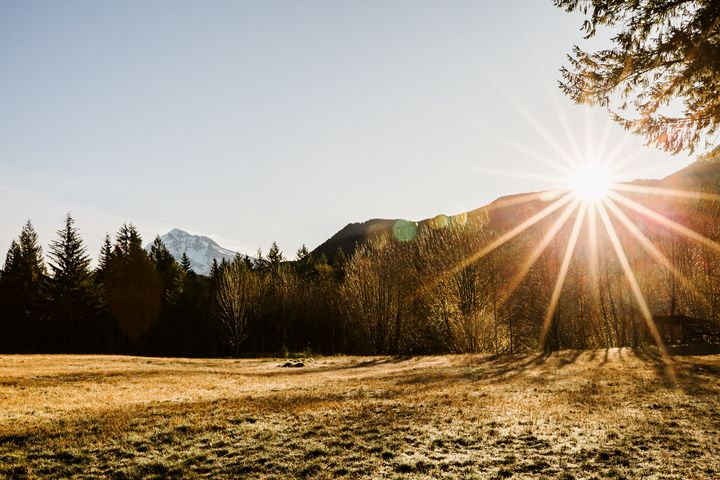 Sunrise Over Mt. Hood - Studio 623 Photography
