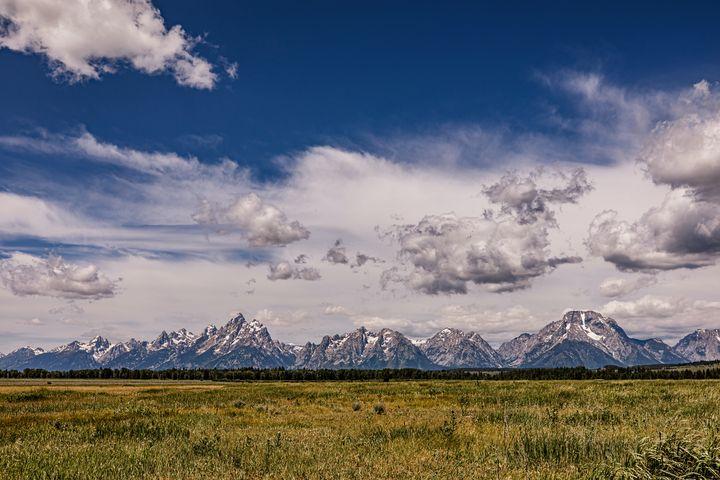 Grand Tetons Wyoming - Studio 623 Photography