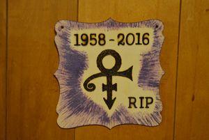 "1958 - 2016 ""Prince the Symbol"" RIP"