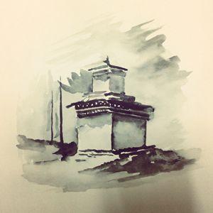 stupa/chorten