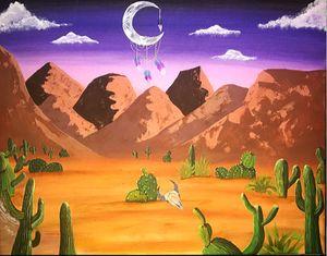 Dreamy Desert