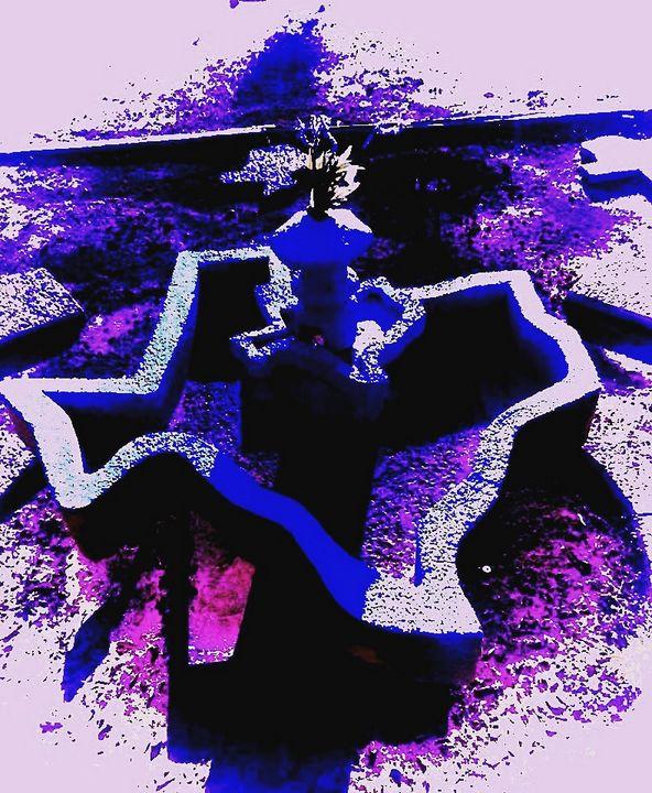 Texas Purpled Up n Out! DJ Screw Tri - South-Astro Creatives Inc.