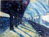 Original Painting by Majana B.