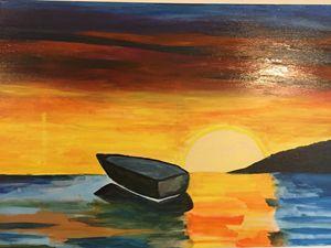 The dusky boat