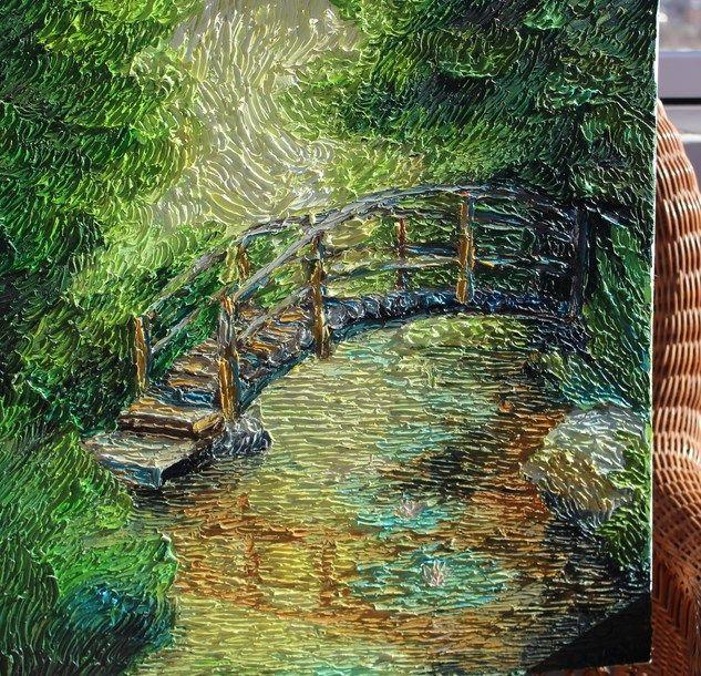 The bridge - Irina