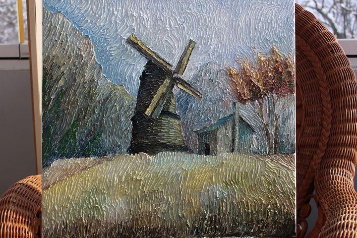 The windmill - Irina