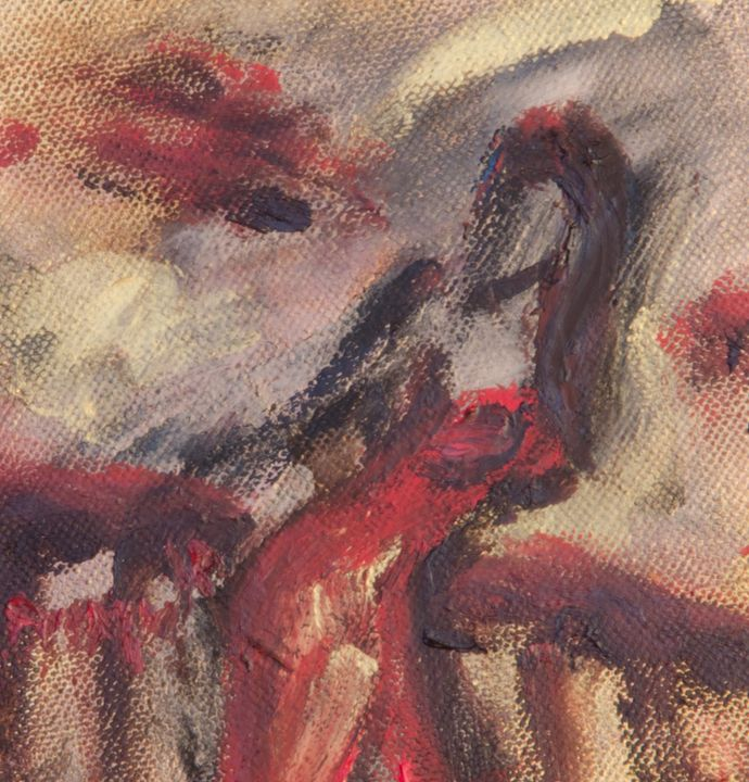 """""""The Balcony"""" - Romula Art Gallery"""