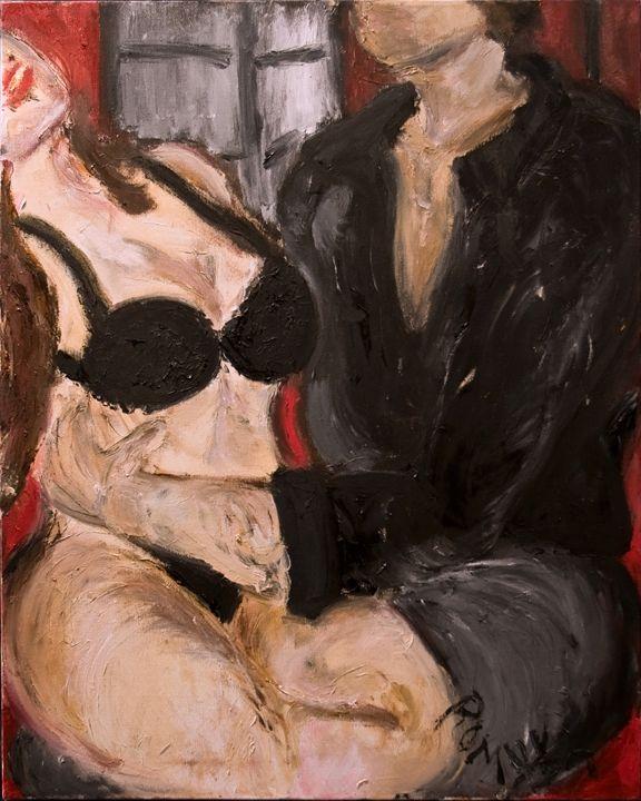 """""""Button Down Shirt"""" - Romula Art Gallery"""