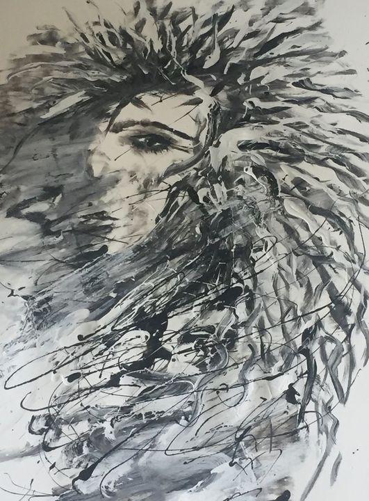 Faceoff - Chetna's Art