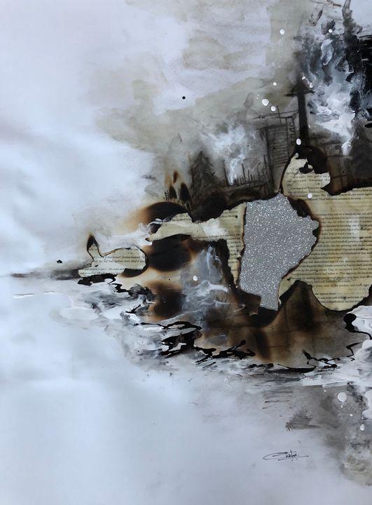 Burntoak - Chetna's Art