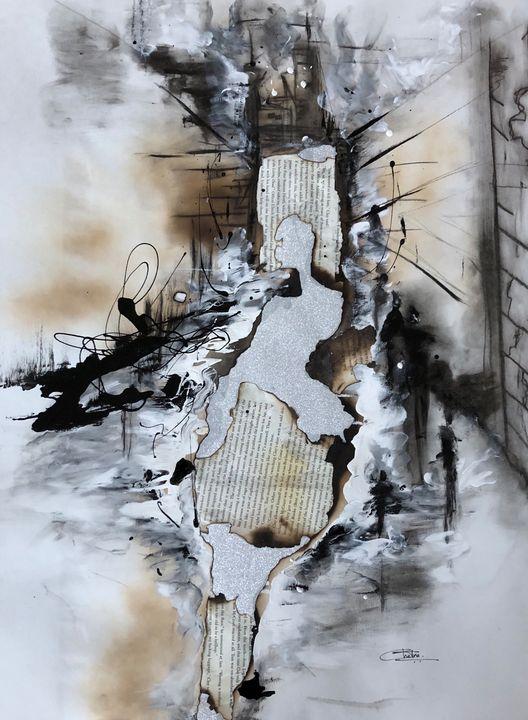 City Smoke - Chetna's Art