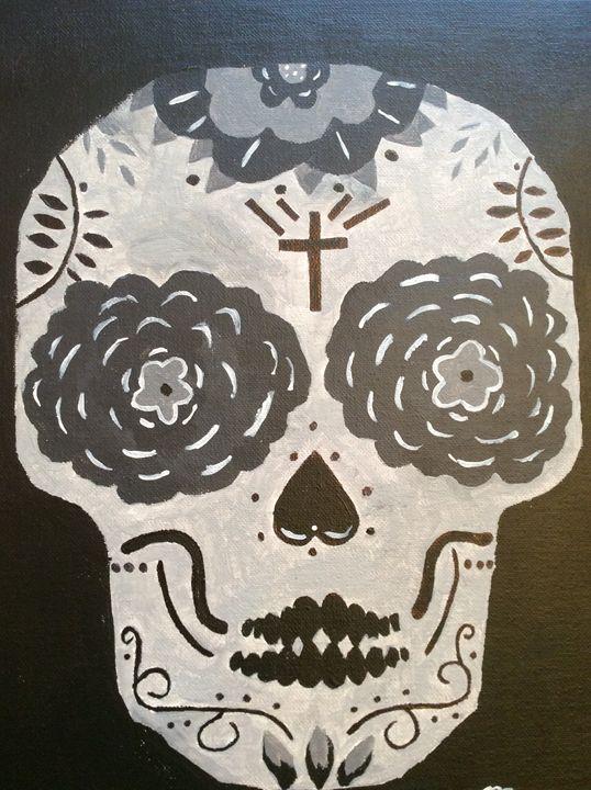Sugar Skull - Megan's Gallery