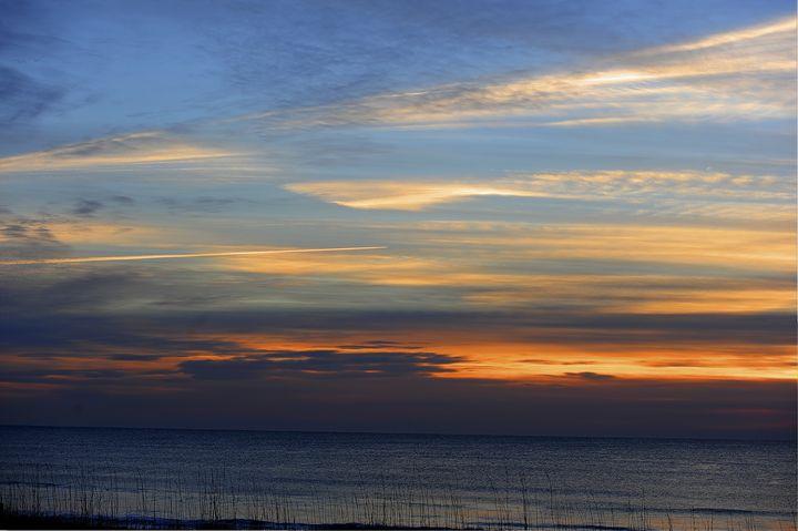 PaintedSkyICW - Ocean Seascapes