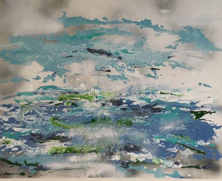Ocean Reflections - Nineke Havinga