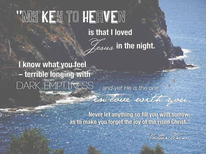 I Loved Jesus in the Night - Jude Michael