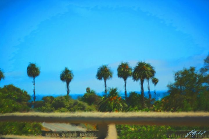 Pacific Paradise - Jude Michael