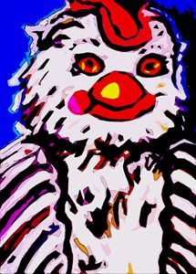 The Chicken - Happyartsy