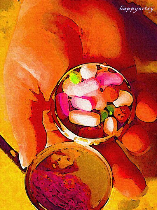 Pills - Happyartsy