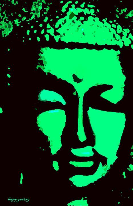 buddha - Happyartsy