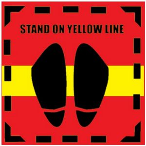 #3 Stand On Yellow Line