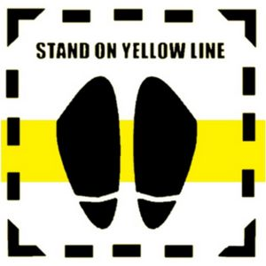 Stand On Yellow Line