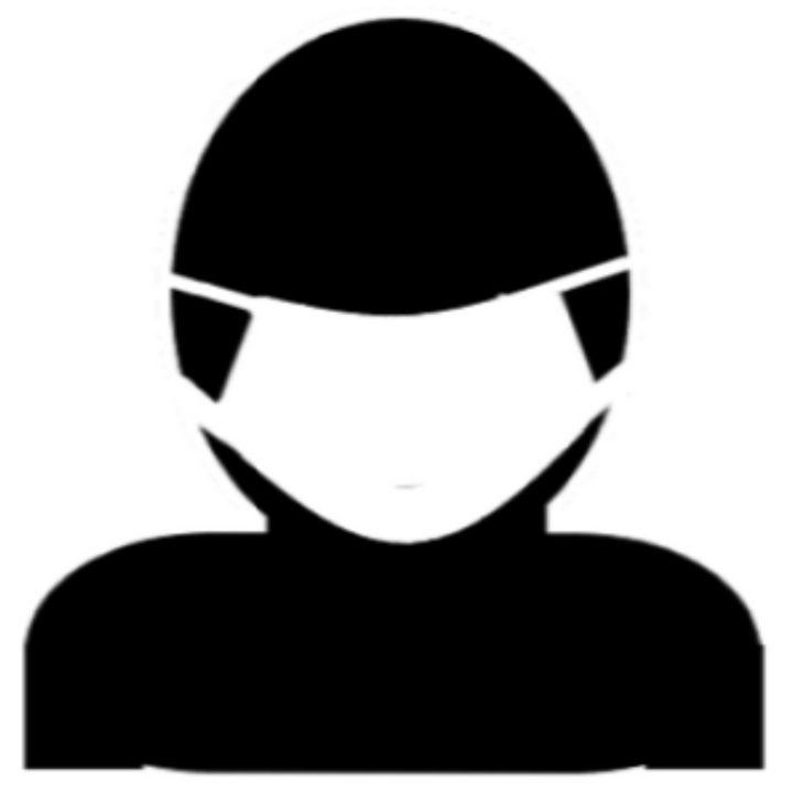 """Signage """" Wear mask """" - ladeartworks"""