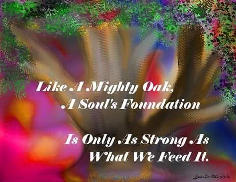 Mighty Oak - Art By Jamie Lee Tobis