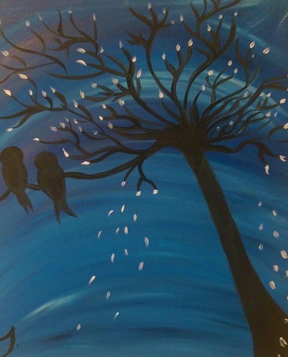 midnight - Art @ Tiffany's